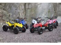BRAND NEW ATV QUAD Bike 2016 Pit Mini Motor Bike Scrambler 49cc 50 cc PERFECT PRESENT 50cc 2 stroke