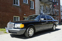 1991 Mercedes-Benz 300 SE Berline W126