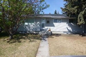 2-Bdrm BSMT Suite of House, Walk to C-Train, Avail. Now or Jun 1