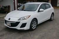 2010 Mazda3 GX Sport manual Hatchback