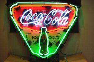 coke sign