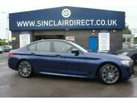 2018 BMW 5 Series 3.0 540I XDRIVE M SPORT Automatic Saloon Petrol Automatic