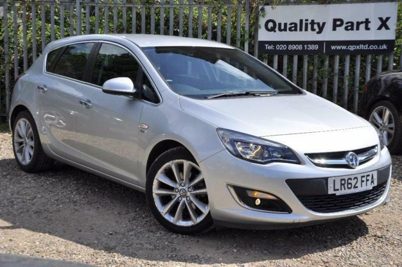 2012 Vauxhall Astra 2.0 CDTi ecoFLEX 16v SE 5dr (start/stop)