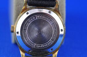 Vintage, Collectible Men Eatons Solar Brand Watch Non Rolex London Ontario image 2