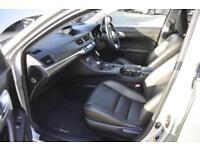 2013 Lexus CT 200h 1.8 Advance CVT 5dr