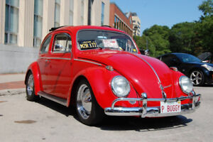 """California - Rare Type 1 """" RAGTOP """" 1st time For Sale in Canada"""