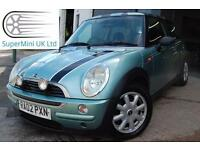 MINI HATCH ONE Green Manual Petrol 2002
