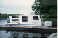 Houseboat for Sale-Vacation on the water