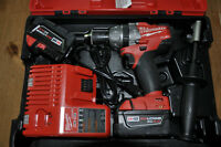 Milwaukee 2604-22 M18™ FUEL™ 1/2 in. Hammer Drill/Driver Kit