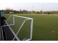 Wednesday 8pm - Friendly 7 a side football game in Ealing needs players