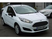 2014 FORD FIESTA 1.5 TDCI CAR DERIVED VAN WITH ONLY 35000 MILES,1 OWNER,FULL SER