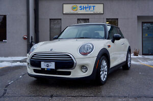 2015 MINI COOPER HATCH: BLUETOOTH, DRIVING MODES, CRUISE CONTROL