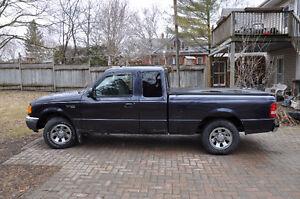 2001 Ford Ranger Pickup Truck