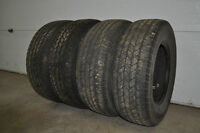 245 70 R16 Second Hand Tires