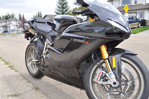 2009 Ducati 1198S Superbike - Only 4000KM!