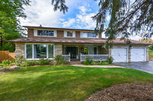 18 Orchard Crescent Guelph, This location is desired by many!