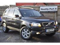 2010 Volvo XC90 2.4 D5 Active Estate Geartronic AWD 5dr