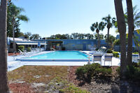Fully equipped 1 bedroom condo in Clearwater, Florida for rent.