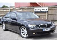 2007 BMW 7 Series 5.0 750i 4dr