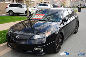 **Get ready for winter** 2014 Acura TL AWD