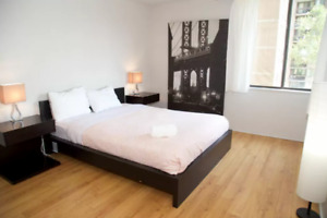LACITE furnished all inclusive, 3 1/2 Sublet for Jan~April