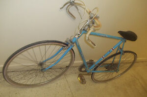 Vintage  road Bike and BMX Bike