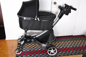 Lamborghini of strollers: THE ORIGAMI stroller from 4MOMS