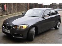 2016 BMW 1 Series 2.0 120d Sport Sports Hatch Auto 5dr (start/stop)