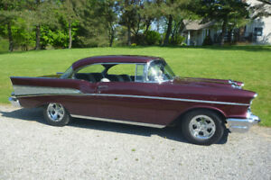 1957 CHEVY BELAIR  FOR SALE, * MINT CONDITION!*