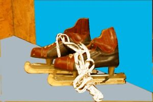 Man's Ice Skates for sale,       size 11