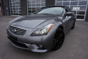 INFINITI G37XS CPE 2012 EXCELLENT CONDITION 381$MOIS 16995$
