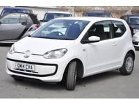 2014 Volkswagen UP! 1.0 Move up! 3dr
