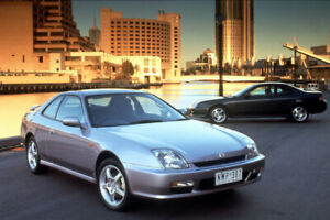 Looking to buy a Honda Prelude (1997-2001) w/ little to no rust
