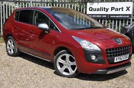 2013 Peugeot 3008 1.6 e-HDi FAP Allure SUV EGC 5dr