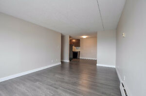 Brand new appliances, Corner unit! Secured building!FREE month