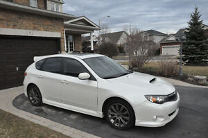 2010 Subaru WRX Limited Hatchback