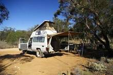 Unique 1998 Toyota Landcruiser 4WD HZJ75R Troopy Converted Camper Burwood Burwood Area Preview