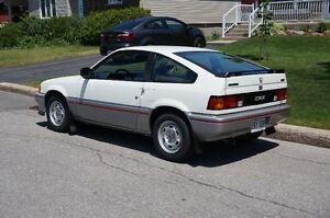 Honda CRX 1985