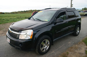 2008 Chevrolet Equinox loaded awd SUV, Crossover