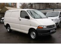 2006 TOYOTA HI-ACE 280 GS SWB . **** THIS VEHICLE IS A PART EXCHANGE TO CLEAR **