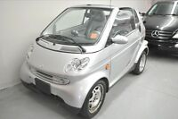 2006 Smart car Fortwo Passion Convertible Diesel