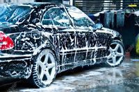 laveur d auto / car wash attendent