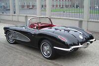 Corvette 1958-1959-1960
