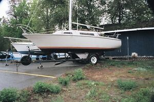 23ft sailboat