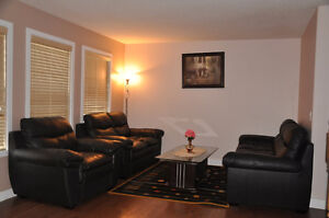 FULLY DEVELOPED  5 BED ROOM TWO STORY HOUSE IN TIMBERLEA