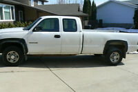 2005 Chevrolet Silverado 2500 Pickup Truck  LONG BOX 1000 off