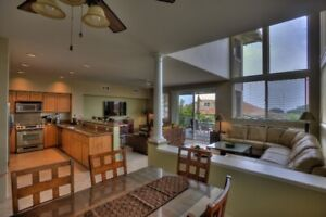 Hawaii 3 bedroom, 3 bathroom Ocean View condo avail Sept 01