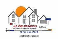 NEED A NEW DECK! OR SOME HOME RENOVATIONS DONE! LOOK NO FURTHER!