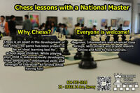 Chess lessons with a National Master