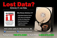 Professional, Experienced and Affordable Data Recovery